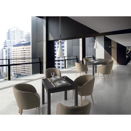 ref 120207 Sillon tapizado para cafeterias de hotel, etc. hogar y hosteleria