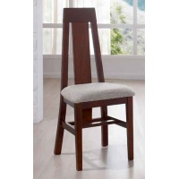 ref 92222 Silla copa asiento tapizado, economica, bares, restaurantes