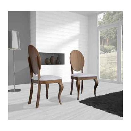 ref 92205 silla madera haya para bares, restaurantes, hogares