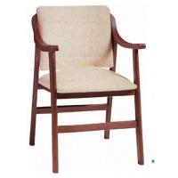 ref 92522 sillon respaldo y asiento tapizado madera haya, geriatricos, restaurantes, bares