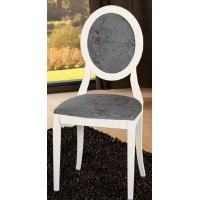 ref 92688 silla circulo tapizada haya, bar y restaurantes