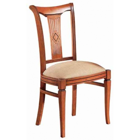 ref 92207 silla haya clasica para bares, restaurantes