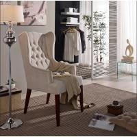 Ref 47011 Sillon tapizado opcional liso sin capitone, variedad de telas ignifugas,