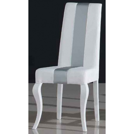 ref 92713 silla tapizada pata isabelina madera haya hogar, hosteleria, opcines variadas en telas,