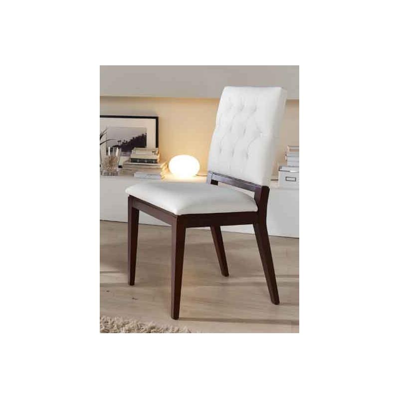 Ref 47020 silla respaldo capitone bares y restaurantes for Sillas para bares y restaurantes
