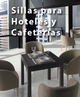 Sillas para hoteles y cafeterias