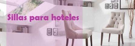 Sillas para hoteles